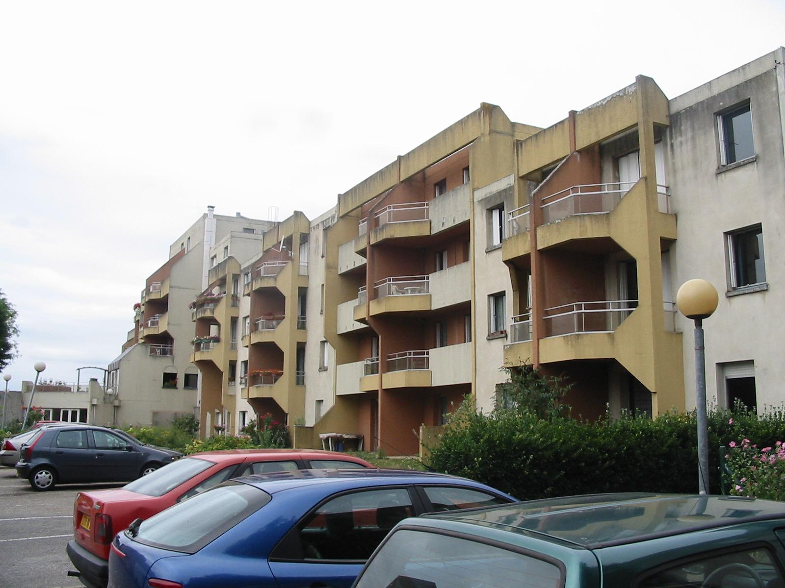 Location Appartement T3 Val De Reuil Eure Habitat
