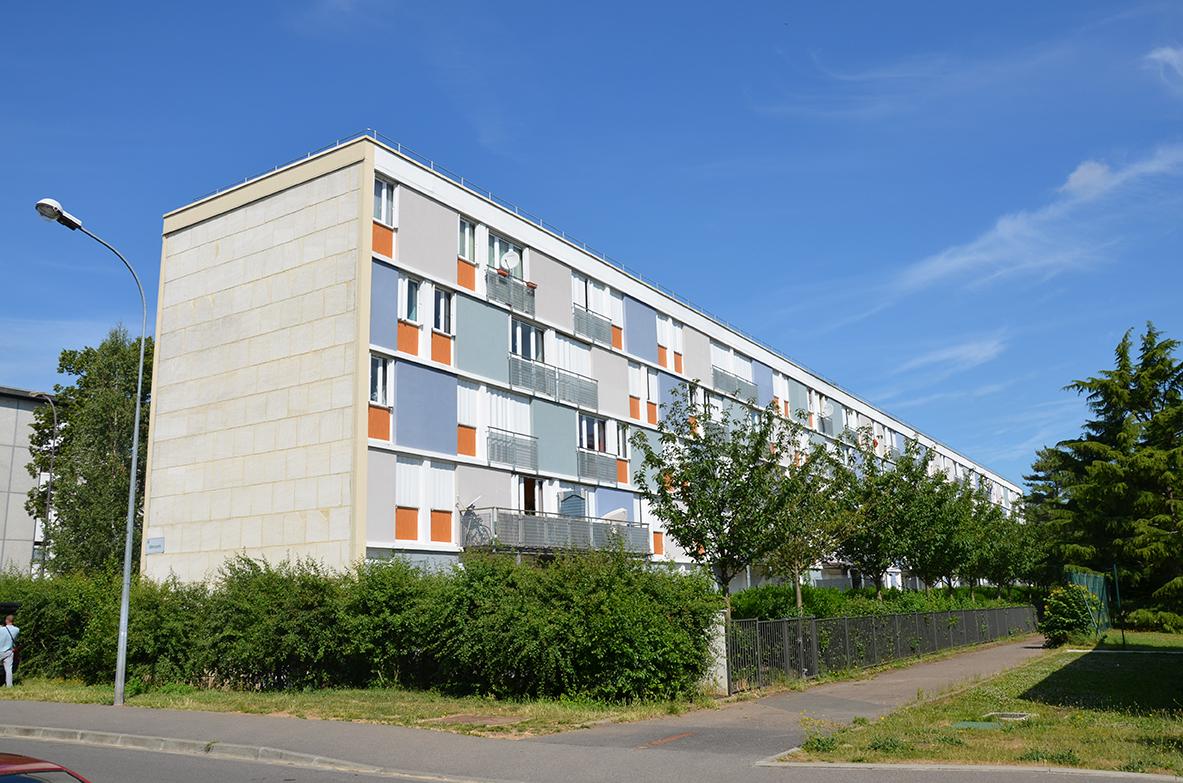 Location appartement 3 pi ces evreux eure habitat - Piscine la madeleine evreux ...